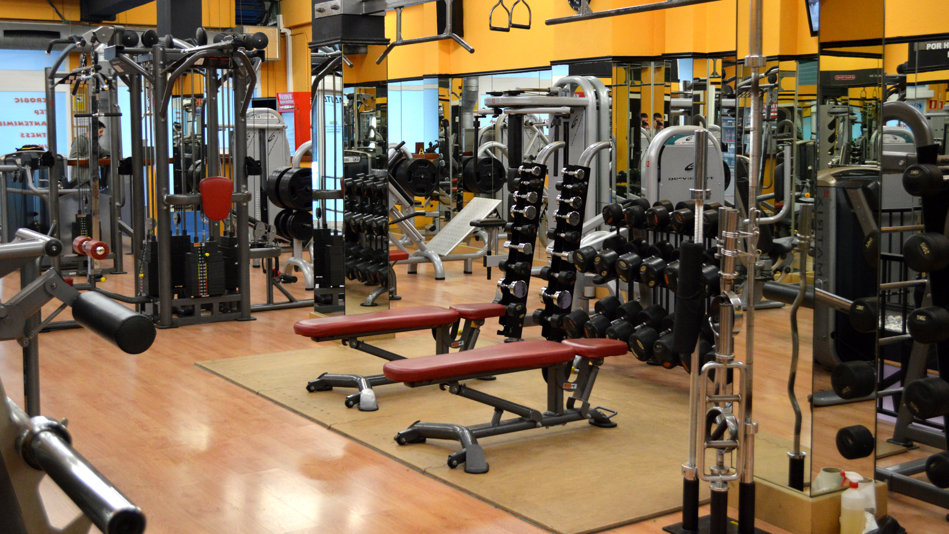 gym atlanta studio gimnasio palma de mallorca